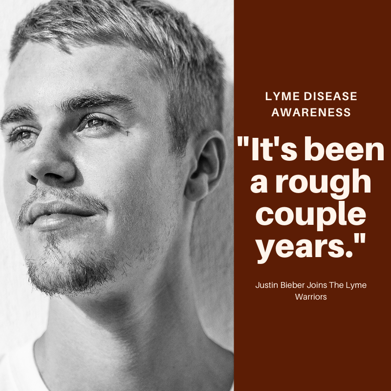Justin Bieber Battles Lyme and Mold