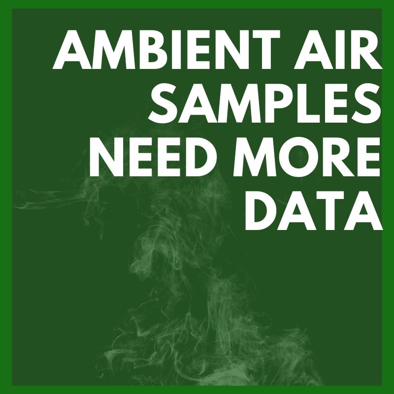 air samples